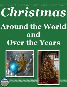 Christmas History Activity Christmas History Activities Christmas History Christmas Events