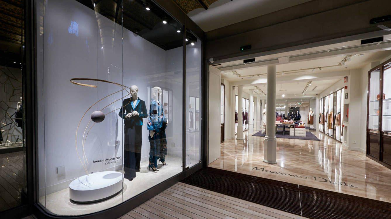Una Reforma De 30 Millones La Nueva Tienda De Massimo Dutti En El  # Muebles De Massimo Dutti