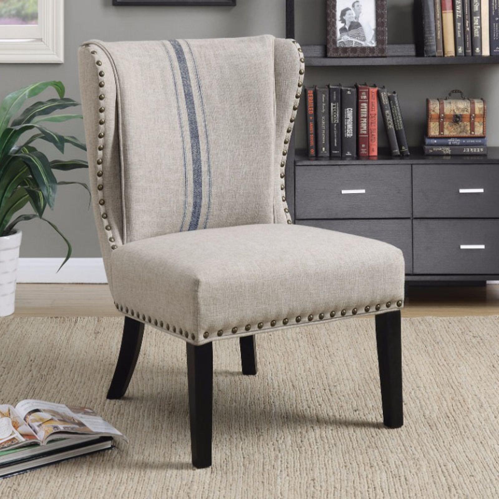 Benzara vintage inspired accent chair