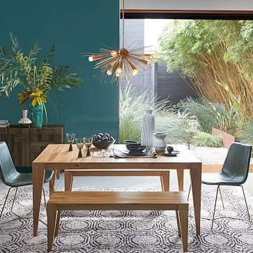 Anderson Dining Table Expandable 42 66 90 Acacia Raw At West