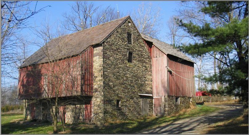 Bucks county barn essay