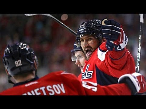 Alex Ovechkin's legend grows with picture perfect 1,000th point