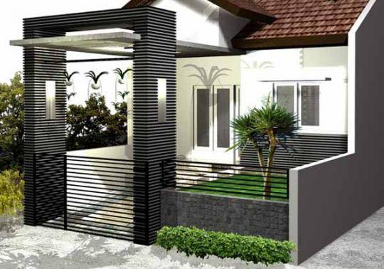 Lihat Contoh Gambar Desain iPagari iRumahi iTypei 36 iMinimalisi