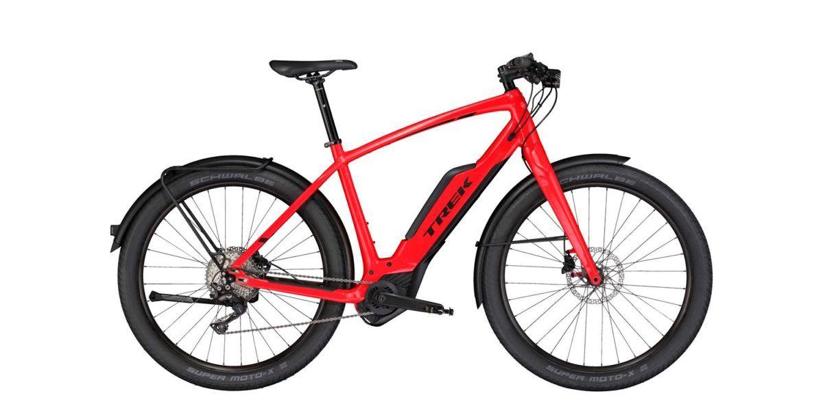 Trek Super Commuter Plus 8s Electric Bike Review Electric Bike