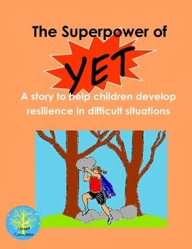 Superpower of YET: Creating Resilience in Youth   work <3