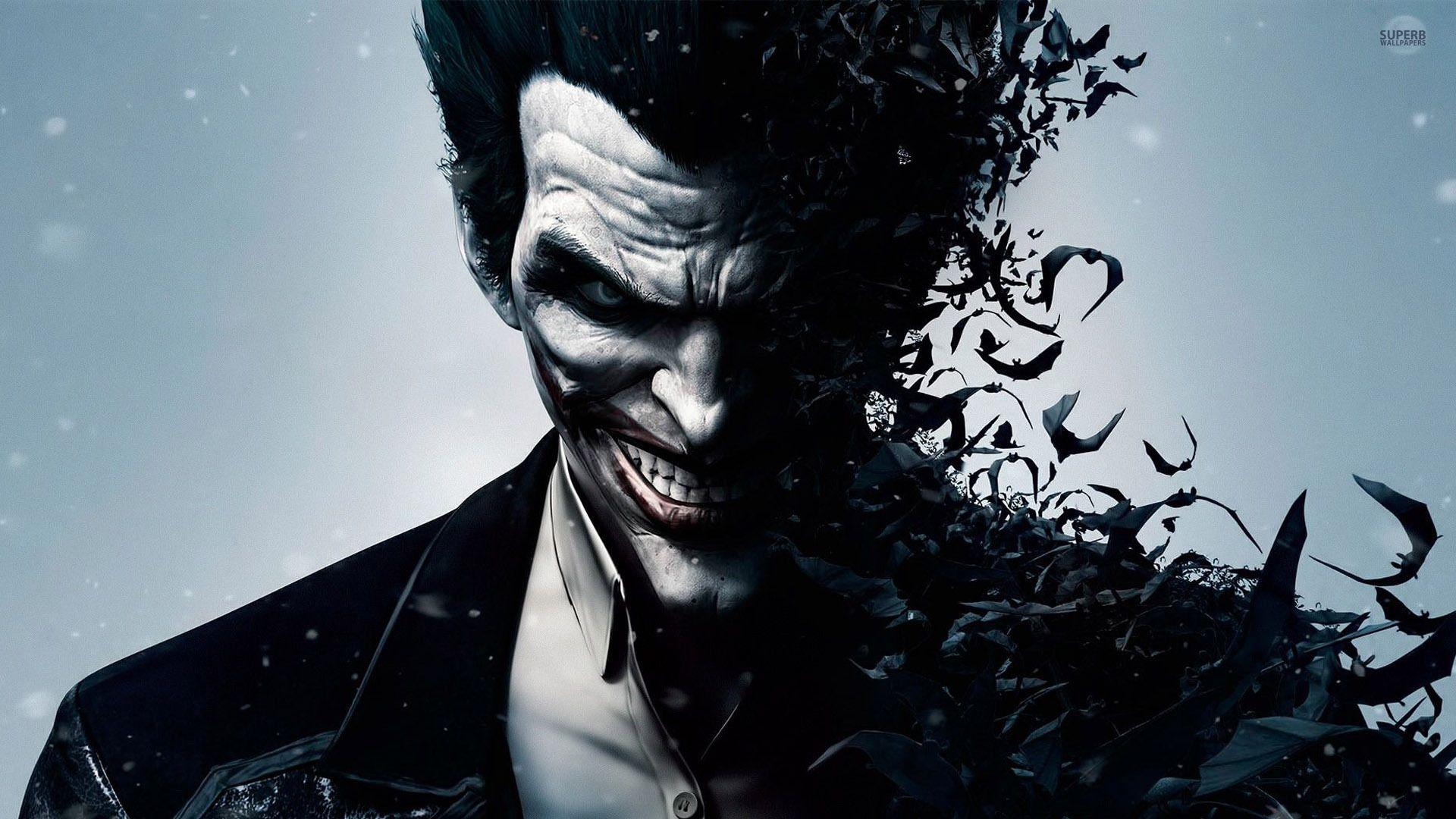 Hd wallpaper joker - Batman Arkham Origins Joker Batman Arkham Origins Wallpaper Hd Wallpapers