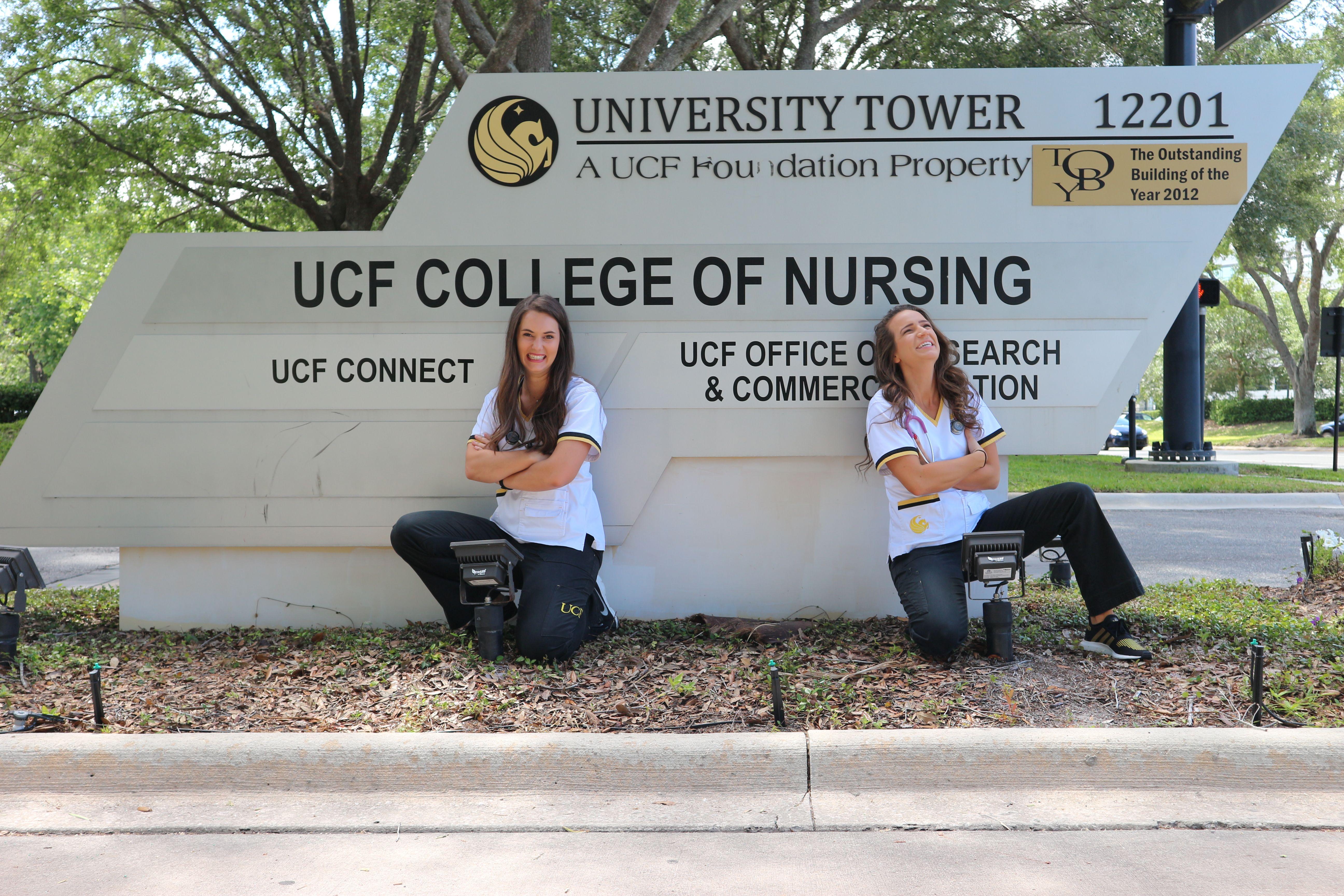 Ucf College Of Nursing >> Ucf Graduation Pictures Nurse Graduates Nursing Grad Cap