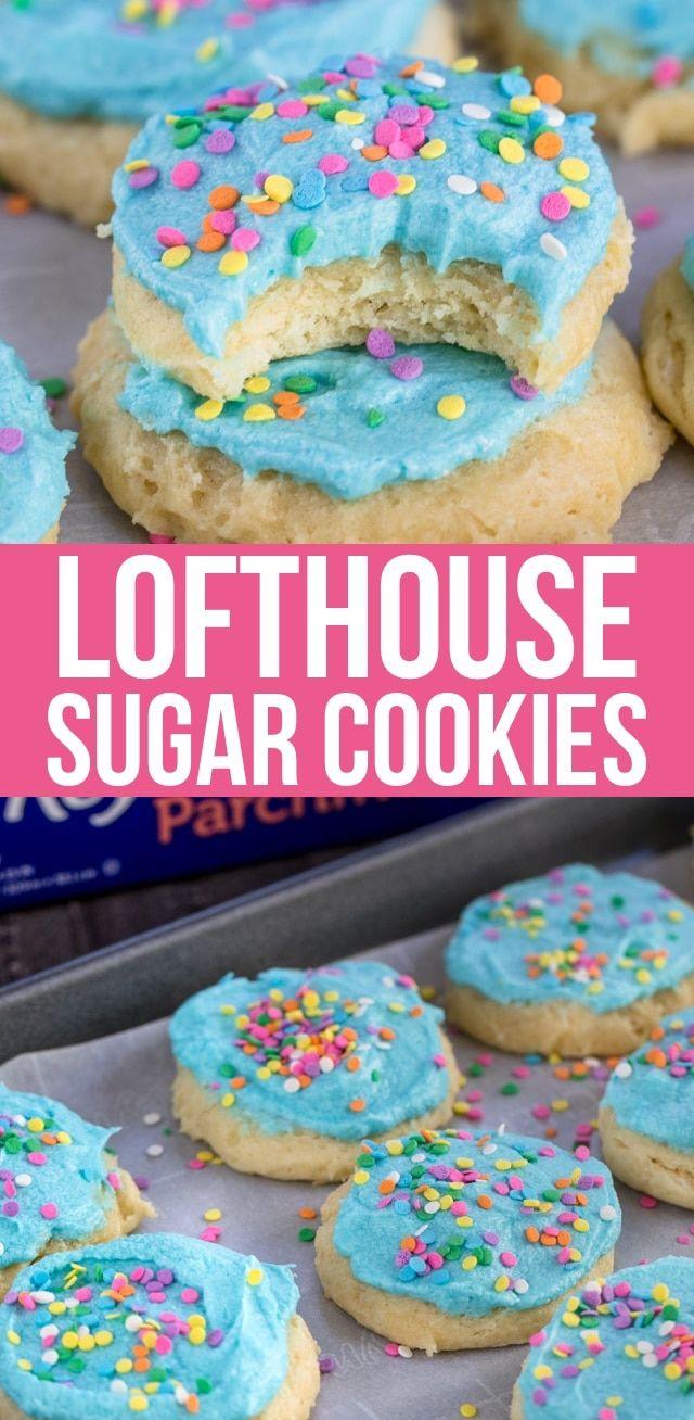 Lofthouse Cookies Sour Cream Sugar Cookies Crazy For Crust Recipe Sour Cream Cookies Sour Cream Sugar Cookies Best Sugar Cookies