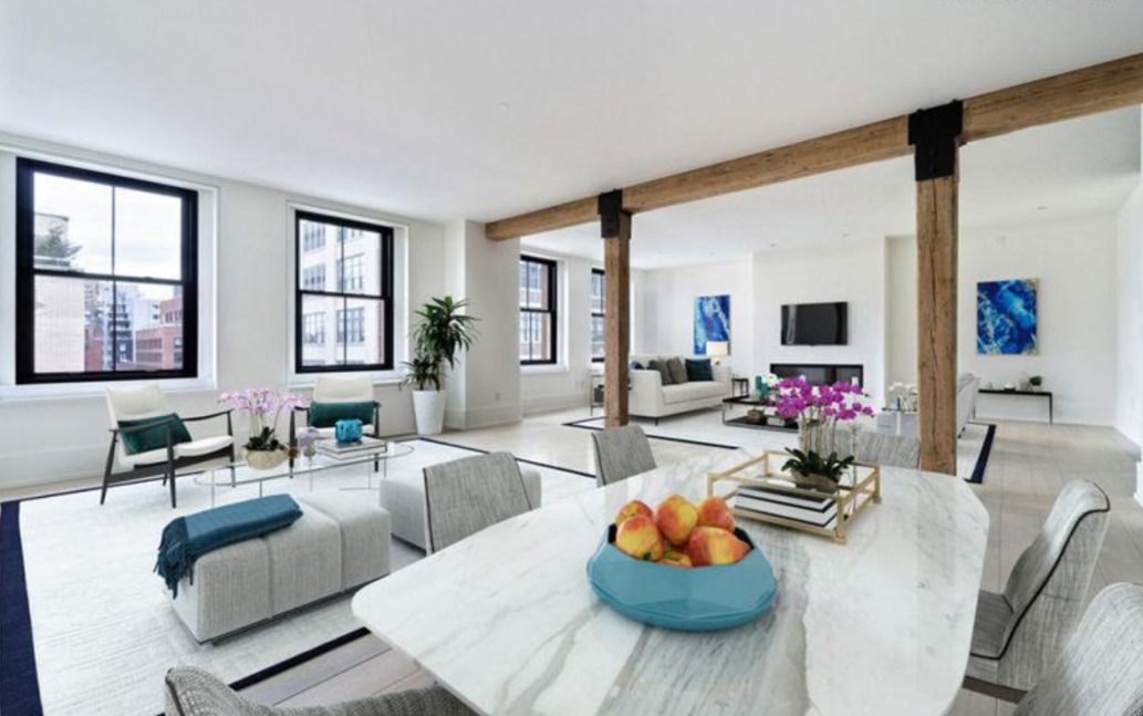 You Can Now Rent Jennifer Lawrence's Tribeca Condo — & It Comes With Some Famous Neighbors+#refinery29