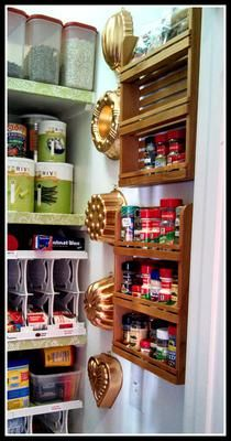 Organizing A Pantry Hall Of Fame