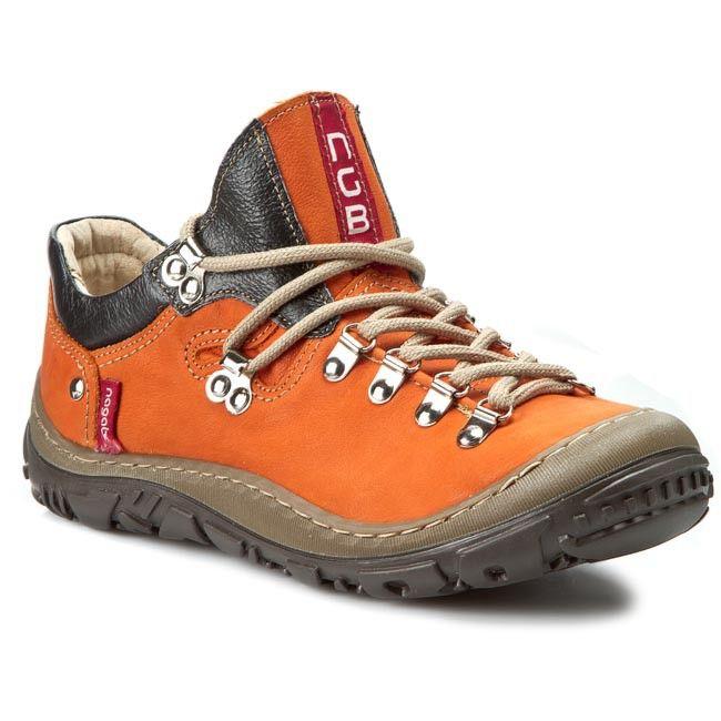 4ea67d31aea8 Trekkingová obuv NAGABA - 054 Orange