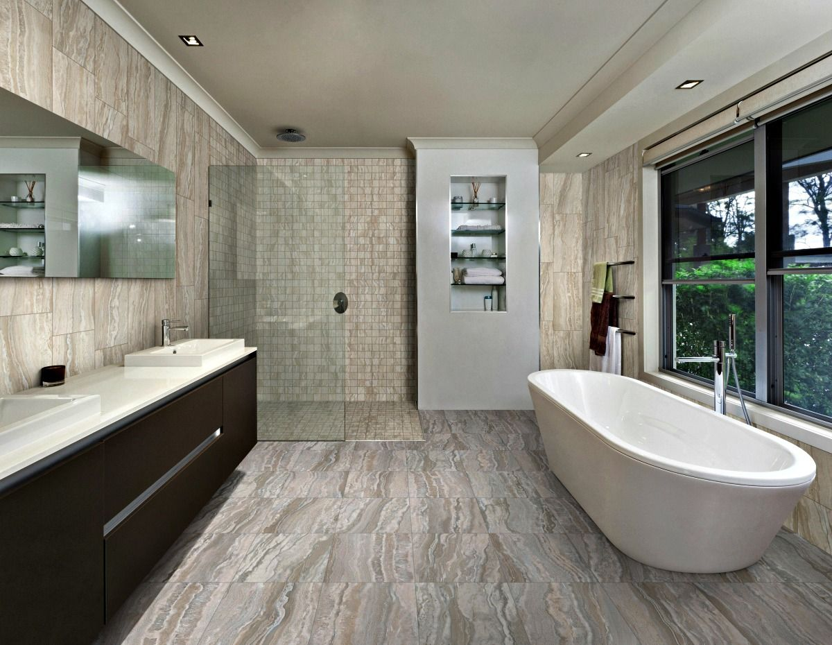 Taormina Tile Flooring // Bathroom // Reference Number: ST6142 ...