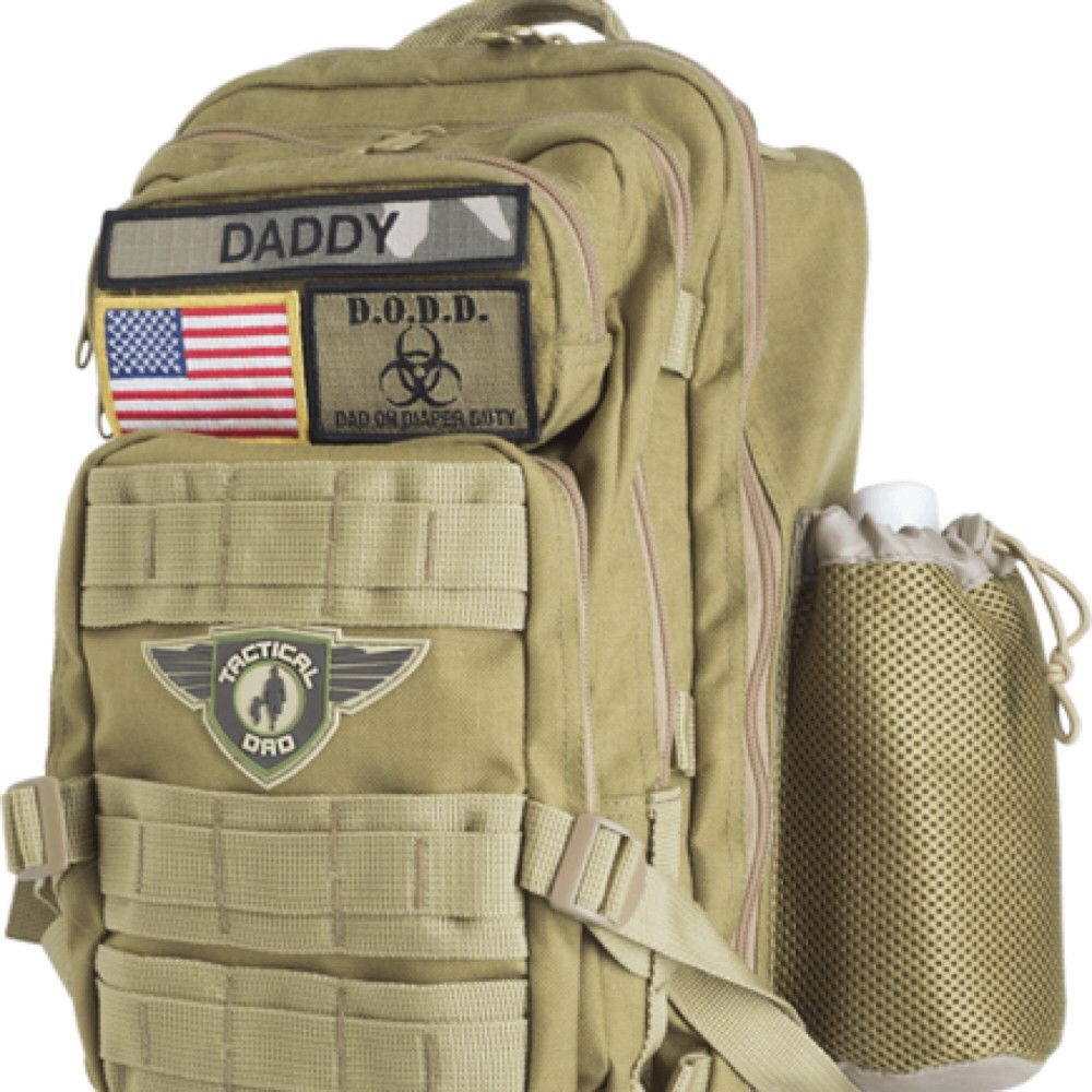 Hey Check Out What I M Ing With O Tactical Dad Diaper Bag