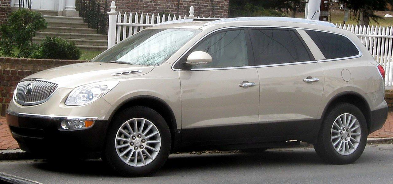 Buick Enclave Cxl 03 05 2010 Buick Wikipedia Buick