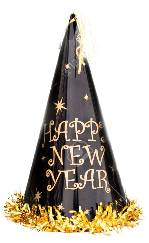 New Years Eve Party Hat Clipart New Years Eve Party Newyear New Year S Crafts