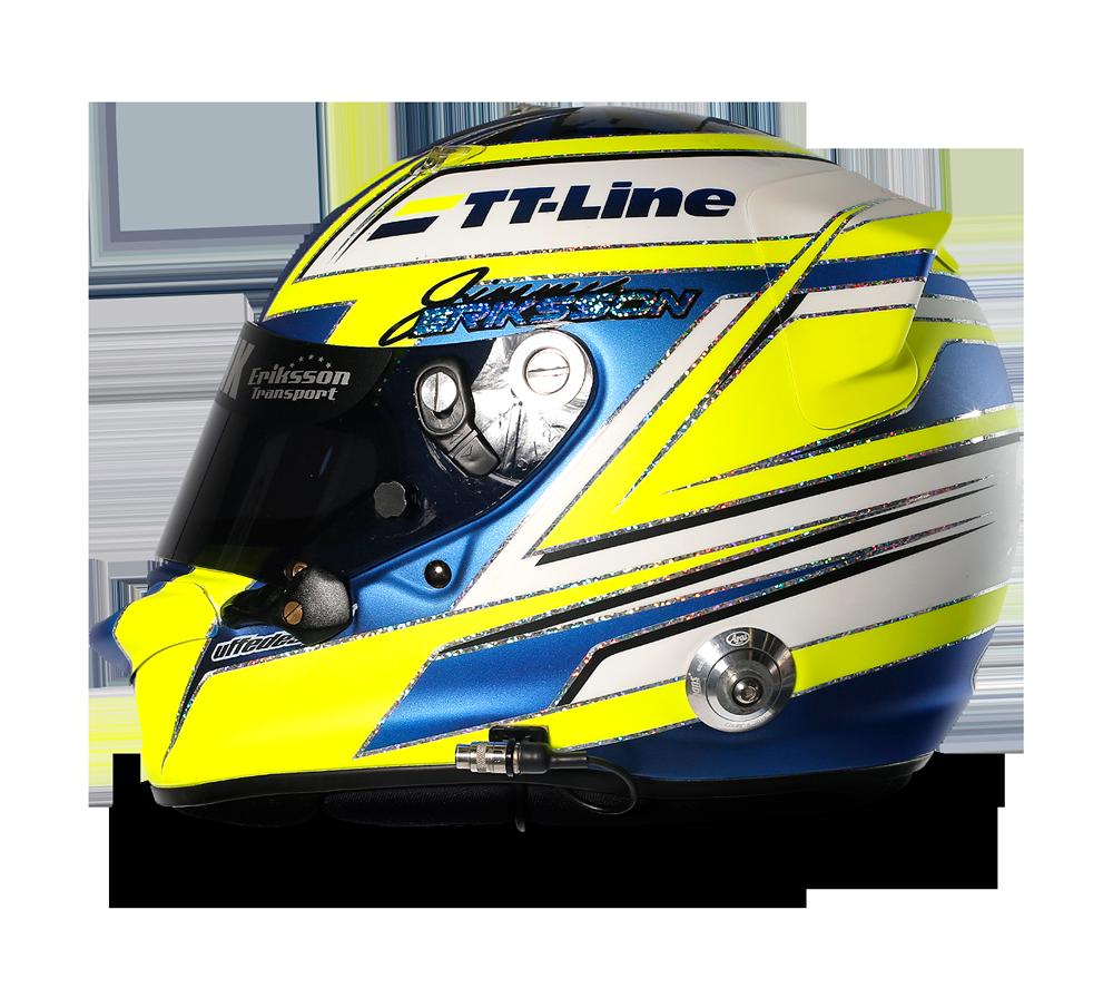 Jimmy Eriksson GP3 2015 Projekte