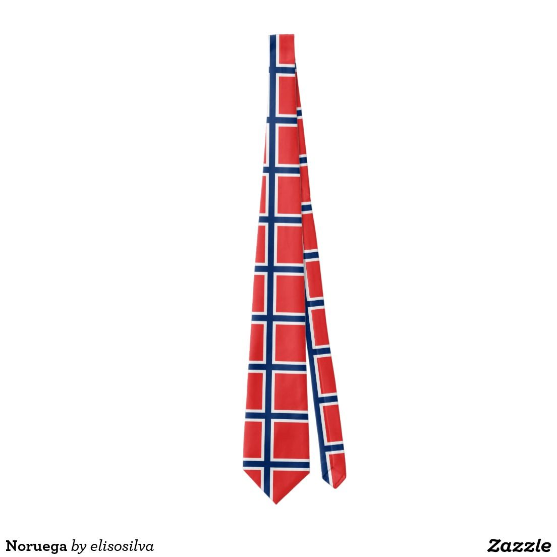 Noruega Corbata Personalizada