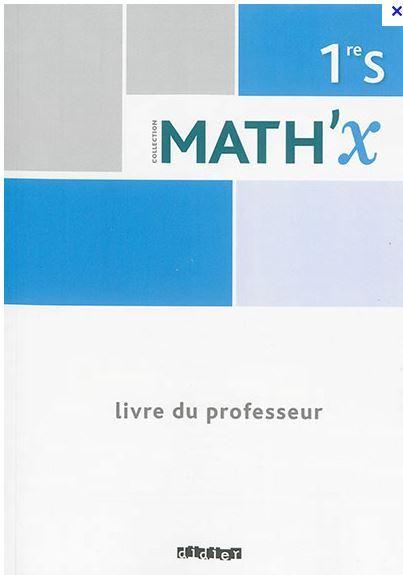 A La Bu 510 71 Cap Ag 1re Did Mathematiques Professeur Livre