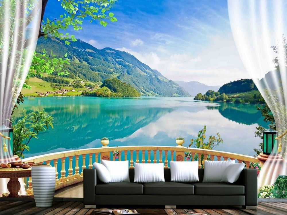 Pin by Unbela on Balcony Pinterest Lakes, TVs and Lake photos