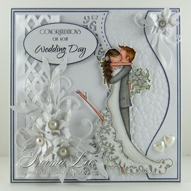 Congratulations On Your Wedding Day Wedding Day Cards Wedding