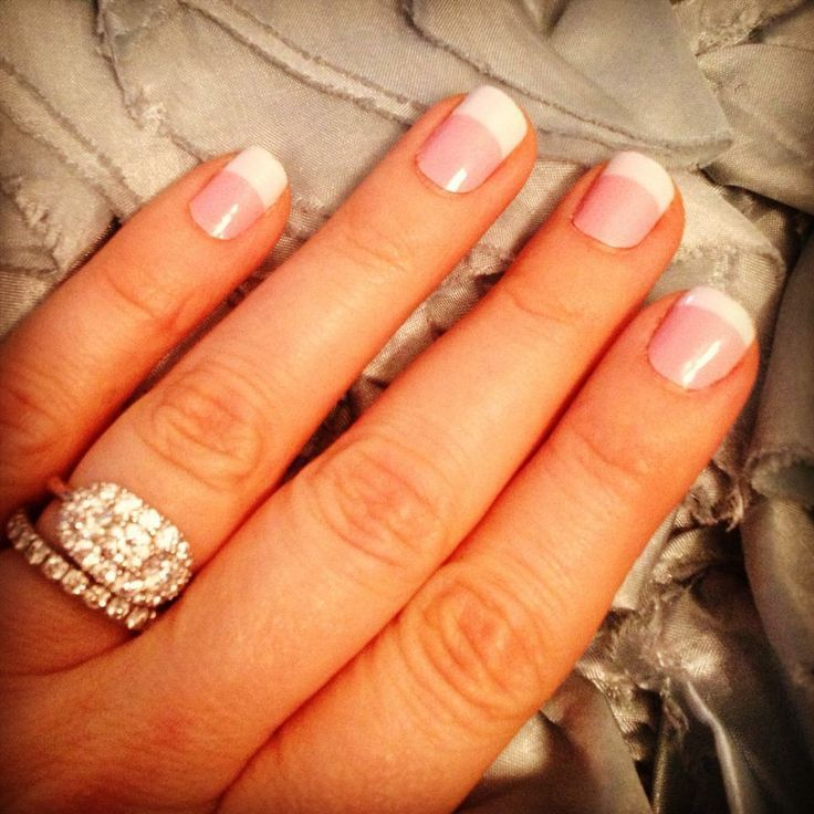 Designs from funky to classic French Tips http://susieberry ...