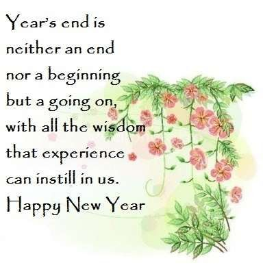 Great collection new year quotes, sms and wishes for friends. New ...