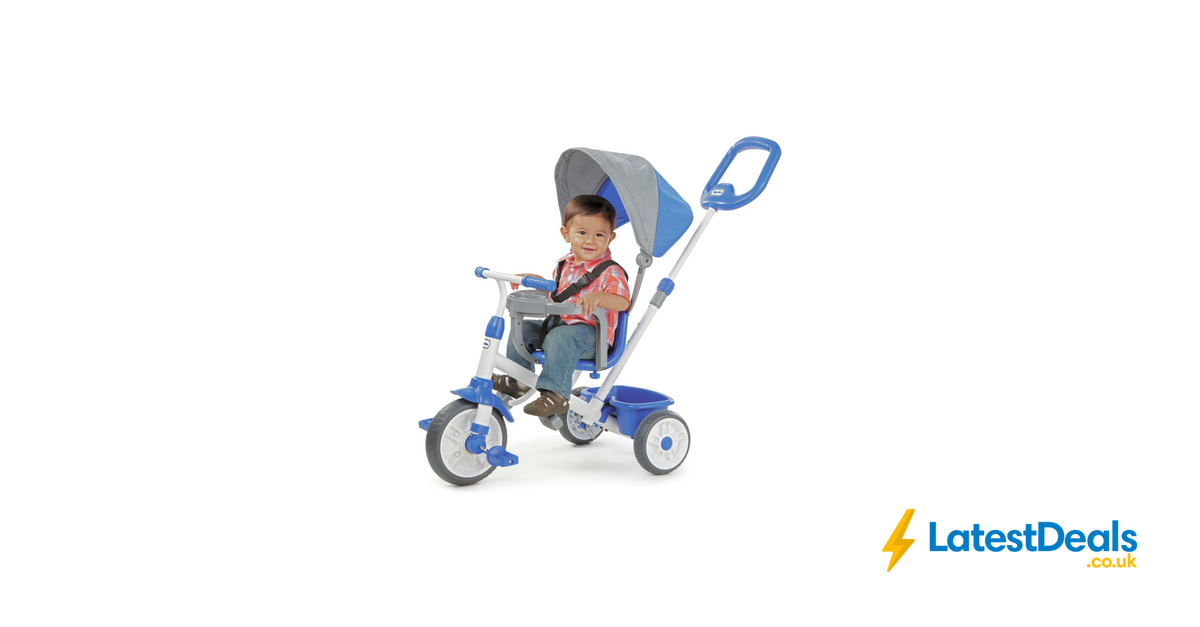 Lowest Price Little Tikes 4in1 My First Trike, £49.99 at
