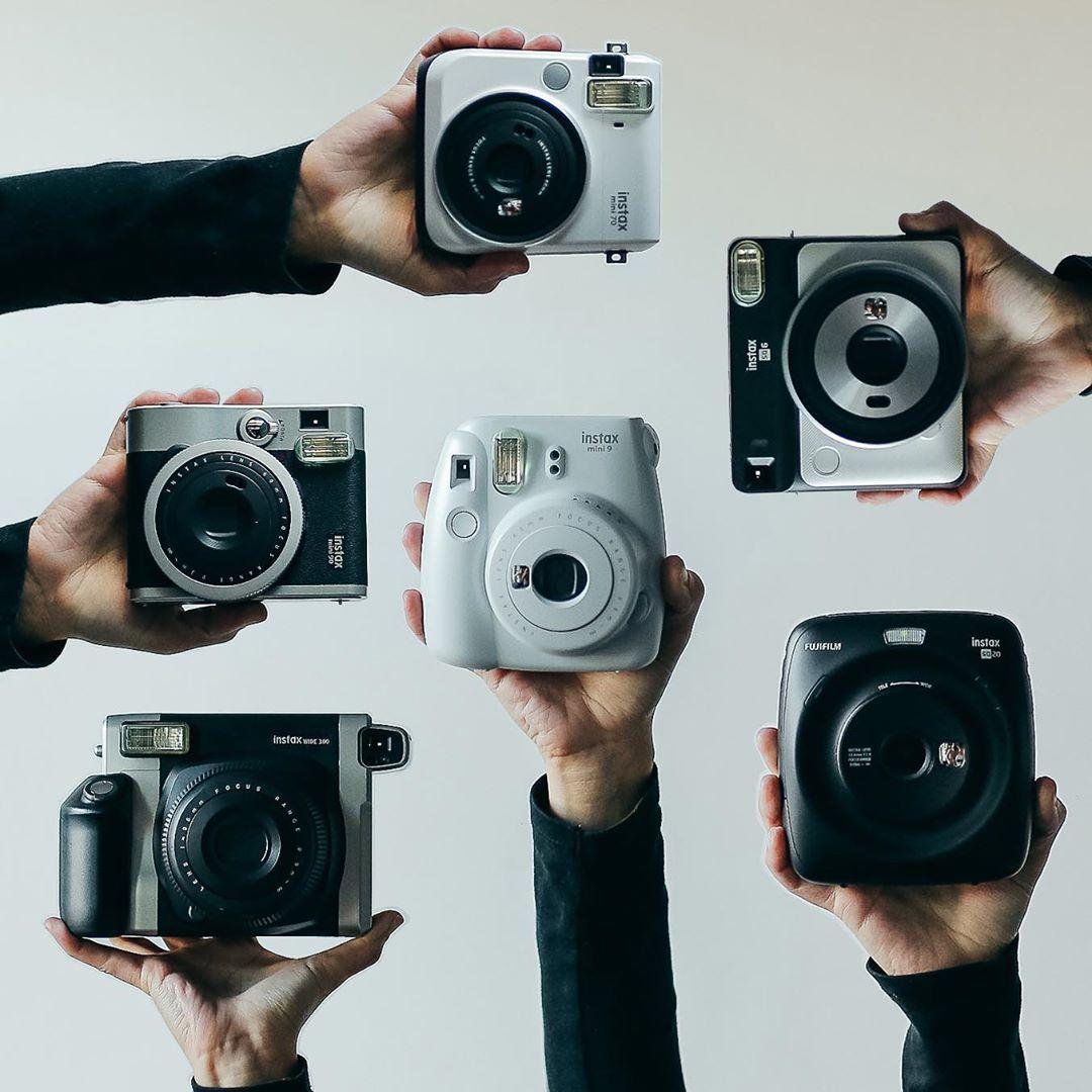 Ready Set Pick Your Favorite Mini 70 Sq6 Mini 90 Mini 9 Sq20 Wide Instax Instax Camera Fujifilm Instax
