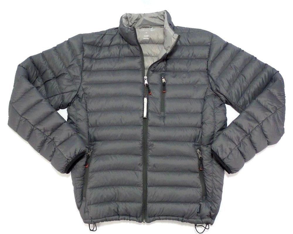Calvin Klein Puffer Jacket Packable Lightweight Premium Down Men S Medium Puffer Jackets Calvin Klein Jackets [ 797 x 1000 Pixel ]
