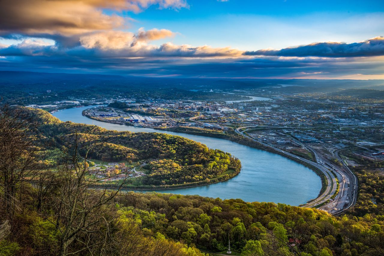 Things to do in Chattanooga, Tennessee, in a weekend