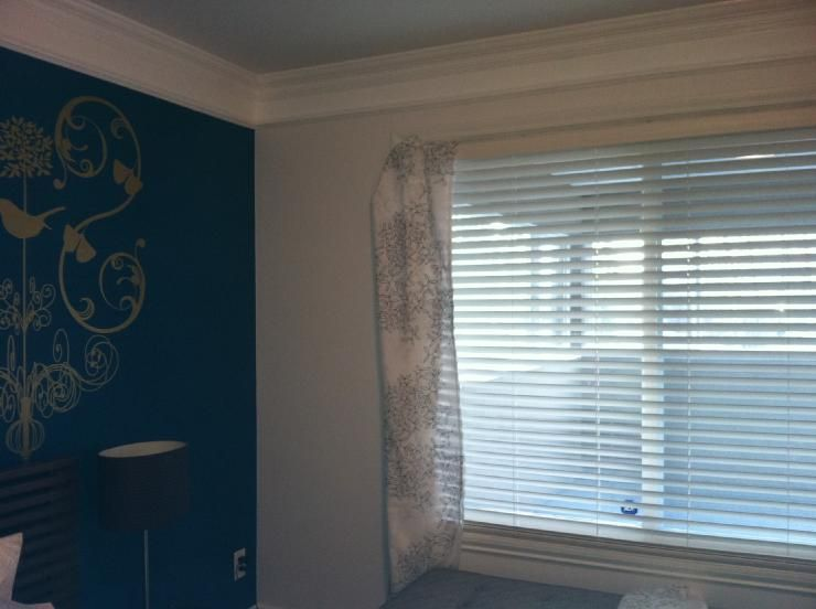 bedrooms   Benjamin Moore Pacific ocean blue  drapery  teal  wall  gold. bedrooms   Benjamin Moore Pacific ocean blue  drapery  teal  wall
