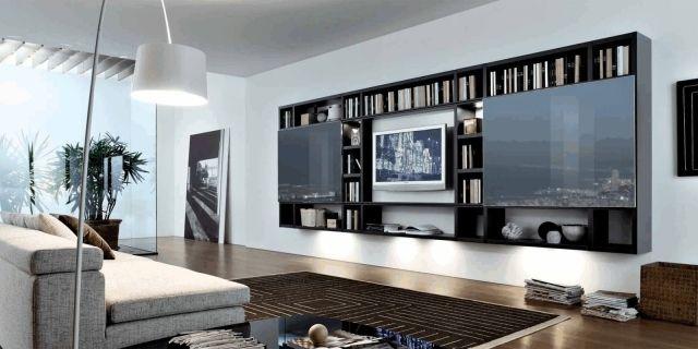 Meuble tv suspendu 25 idées pour un intérieur élégant