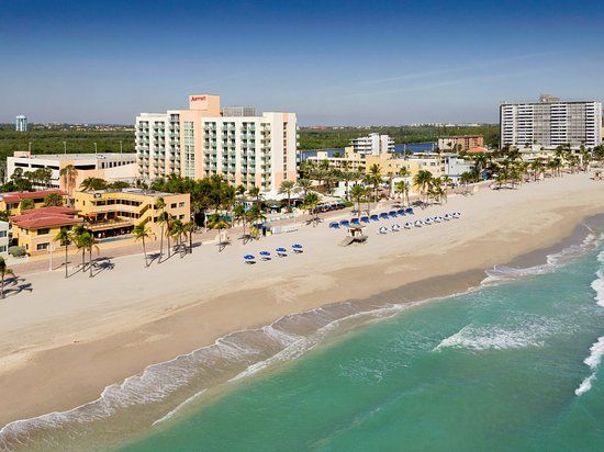 Marriott Hollywood Beach Florida This Oceanfront Hotel In Offers Direct Access To The And