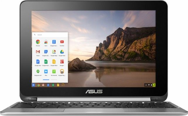 "Asus Flip C100PA 2in1 10.1"" TouchScreen Chromebook"