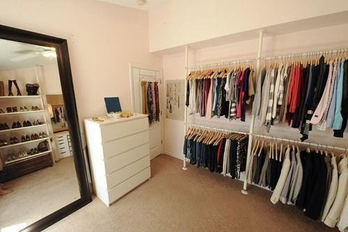 Image result for dressing room ideas on a budget