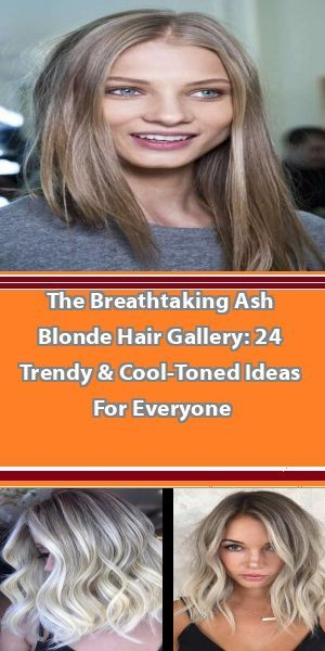 The Breathtaking Ash Blonde Hair Gallery: 24 Trendy & Cool-Toned Ideas For Everyone Ash blonde hair color is the most requested trend today! Check out the hottest combinations of ashy hues and effortless bases to get to know its variety.},description:Ash Blonde With Icy Highlights #blondehair #highlights ★ Ash blonde hair color is designed for ladies who want to rock the latest trends. Dive in our inspo-gallery to discover how different it can be: natural balayage ideas, icy highlights for #naturalashblonde