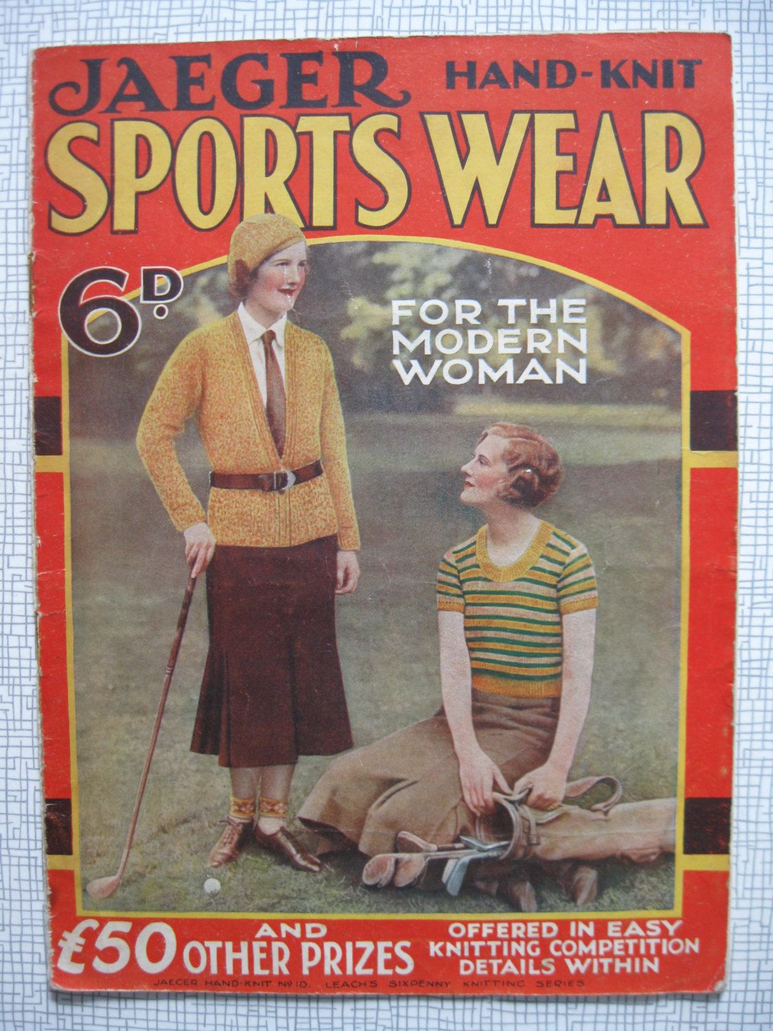 1932 jaeger sports wear knitting pattern by blitzandglamour 1932 jaeger sports wear knitting pattern by blitzandglamour bankloansurffo Images