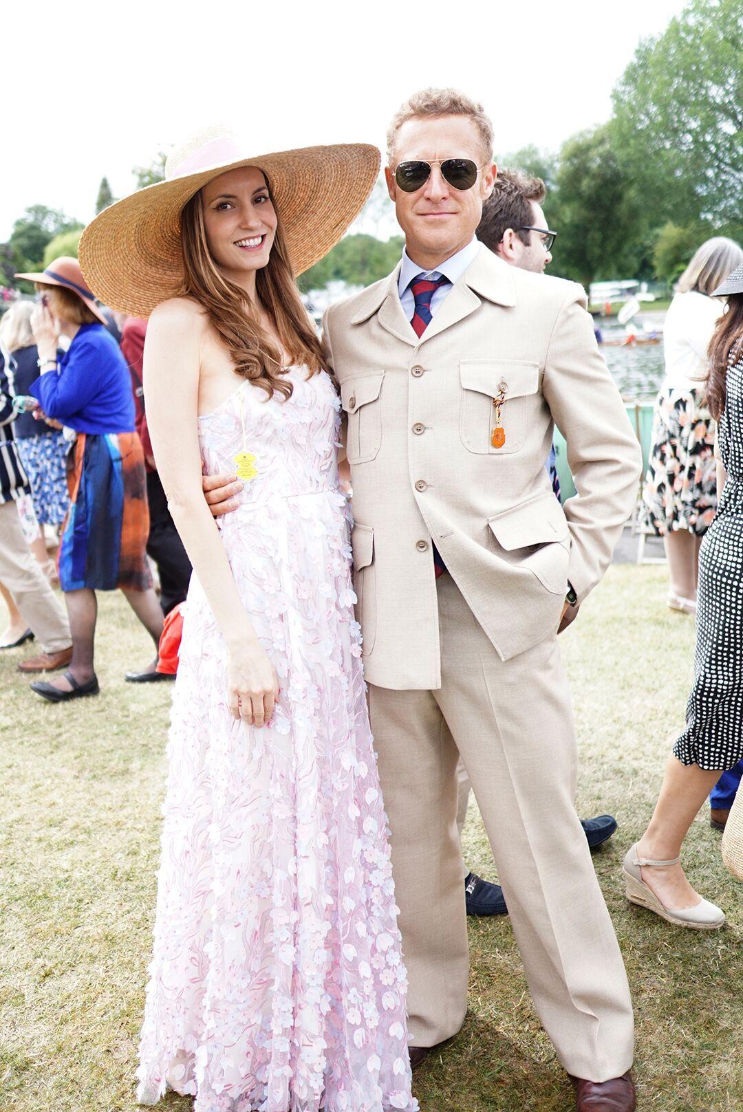 9cd1d1c0b6ec4a kelly-england-prehn-henley-royal-regatta-fashion-dress-code Kelly England  Prehn best dressed | British Fashion Ambassador
