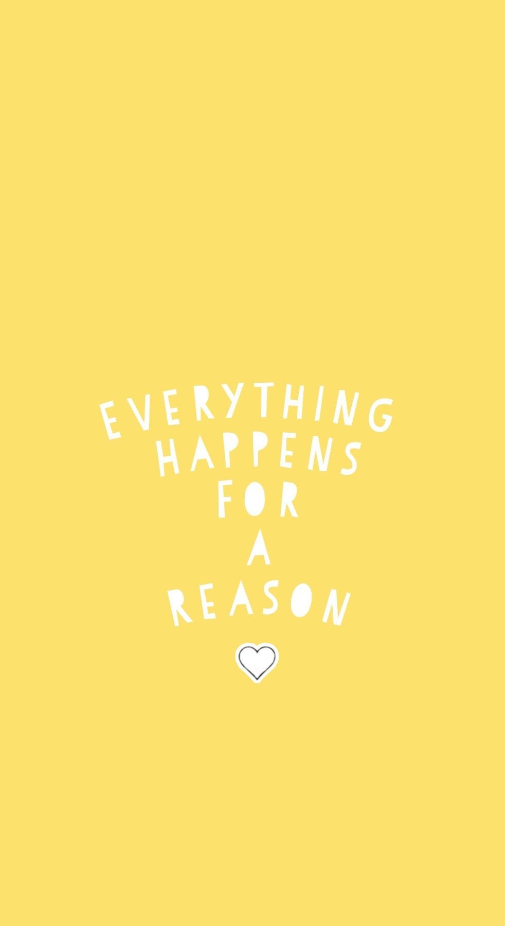 💛 #motivationalquoteswallpaper  Positive quotes, Yellow quotes