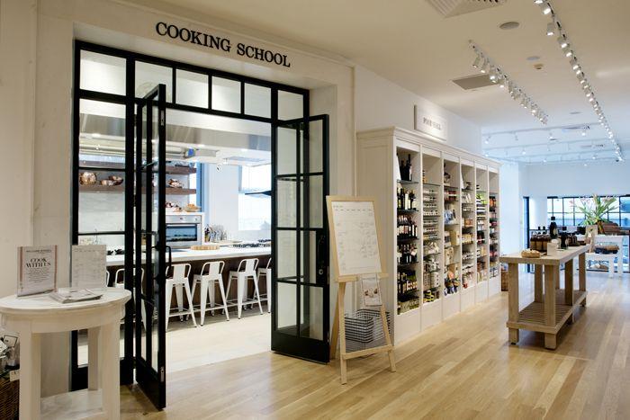 Williams Sonoma Cooking School Sydney C Natasha Calhoun