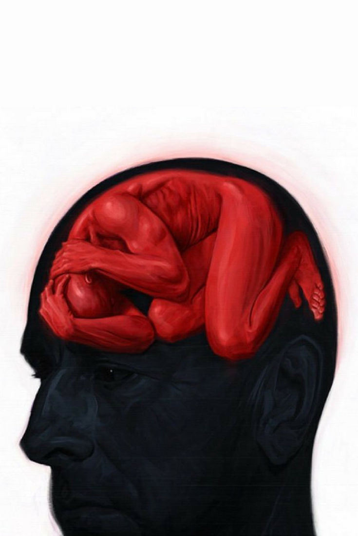 11 Artworks That Define Depression Better Than Words Ever Could ...