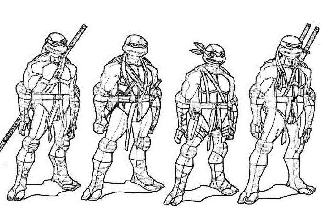 Mutant Ninja Turtles Coloring Pages Ninja Turtle Coloring Pages Turtle Coloring Pages Superhero Coloring