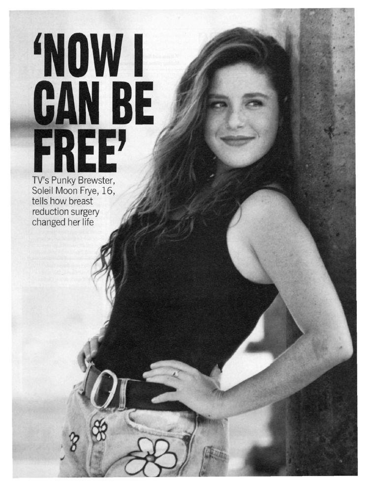 d9262548c1 Punk Brewster - Soleil Moon Frye tells PEOPLE Magazine in 93
