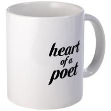 Heart Of A Poet Mug