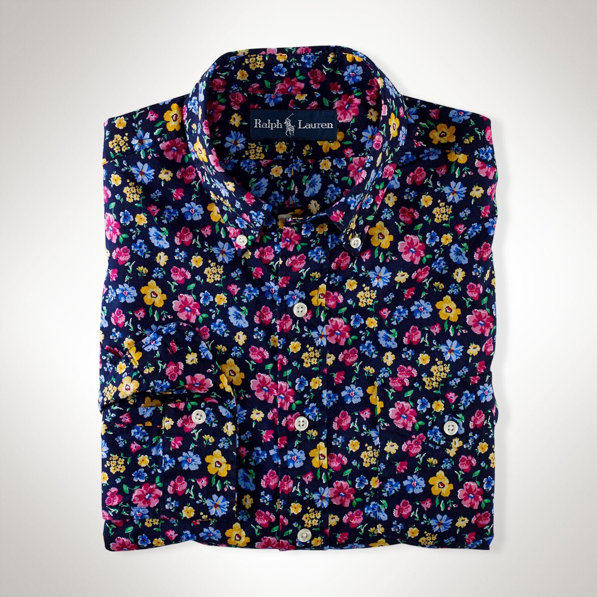 Polo Ralph Lauren Sporthemd Chillmark Floral