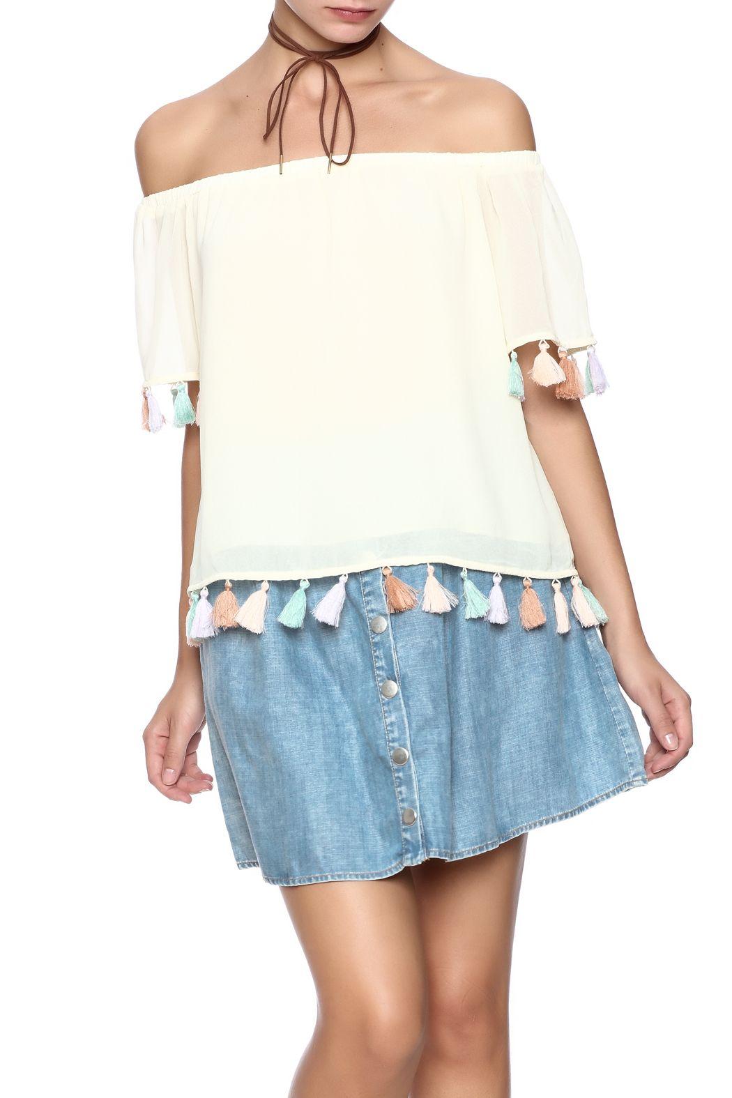 a4b83b429b4 Clothing - Tops - Off The Shoulder Clothing - Tops - Blouses & Shirts  Clothing - Tops - Short Sleeve Louisiana
