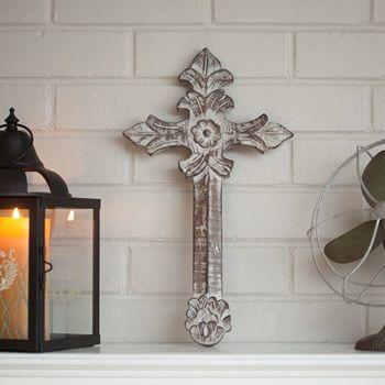 Redeemed - Wooden Wall Cross | Dayspring