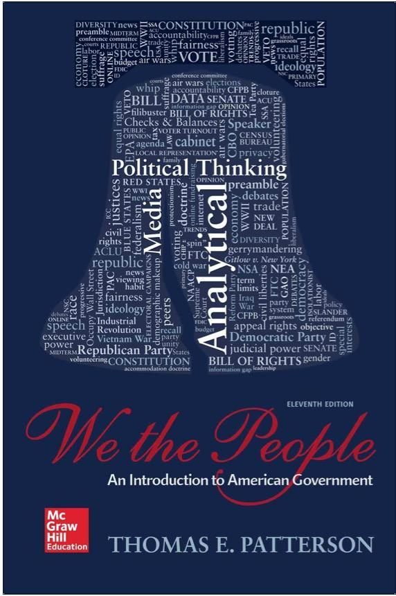 We the people an introduction to american government textbook we the people an introduction to american government textbook pdf 1999 immediate download fandeluxe Images