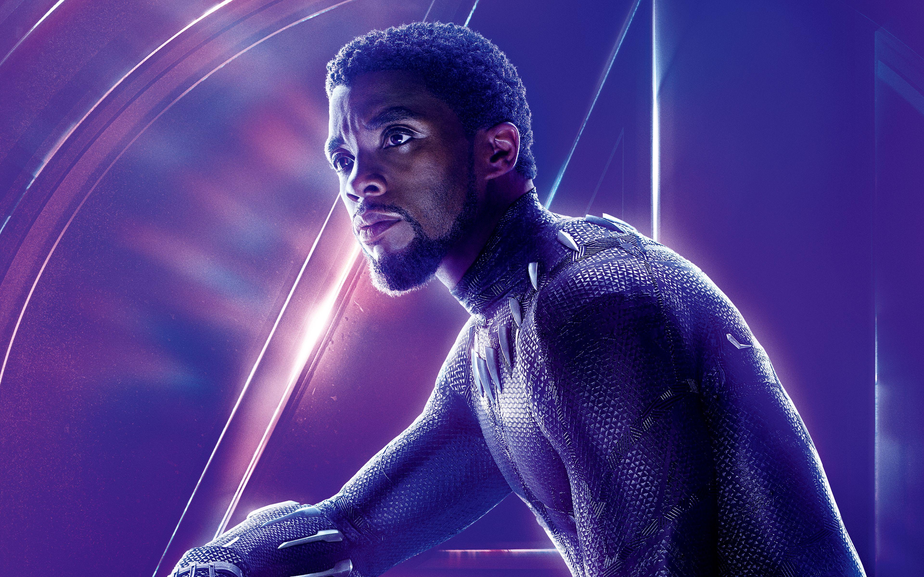 Avengers Infinity War Chadwick Boseman Black Panther 4k 8k Http Www Pixel4k Com Avengers Infinity War Chadwick Bo Avengers Infinity War Infinity War Avengers
