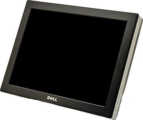 """Dell E157FPTe 15"""" Touchscreen/POS LCD Monitor. Touchscreen POS Monitor!!. VGA and Power Cord. Easy to use and install."""